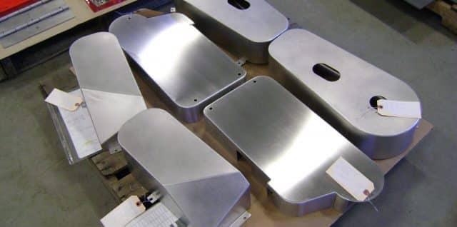 medical component assembly at Badger Sheet Metal Works