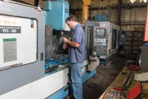 Consistency Places Titletown Manufacturing among Machine Shops of Choice