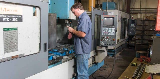 Titletown Manufacturing is a top machine shops