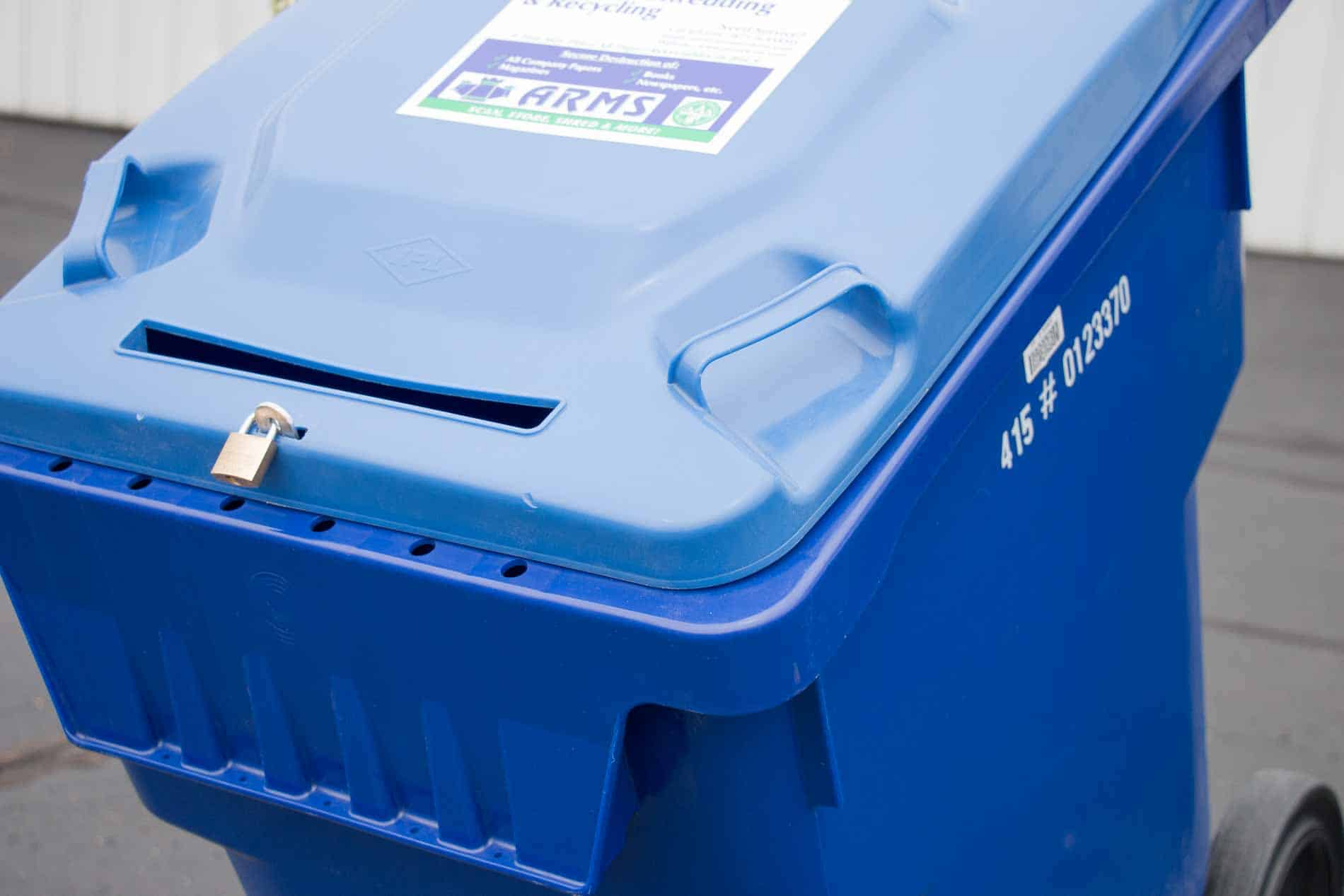 ARMS Provides Secure Document Shredding Services in Wisconsin