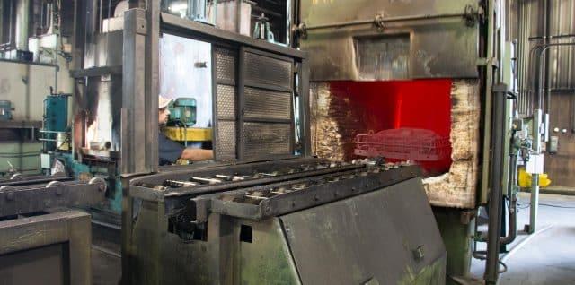 Metals Engineering - heat treater