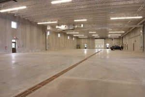 IEI General Contractors provide commercial concrete work in Green Bay