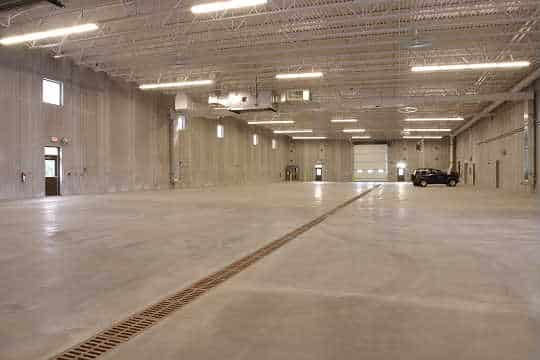 IEI General Contractors Provides Commercial Concrete Work in Green Bay