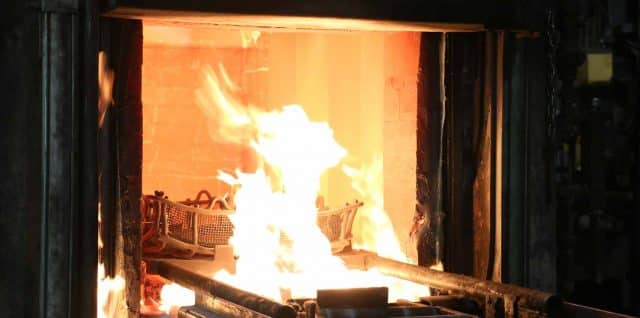 Thermal stress relief, stress relieving steel from Metals Engineering