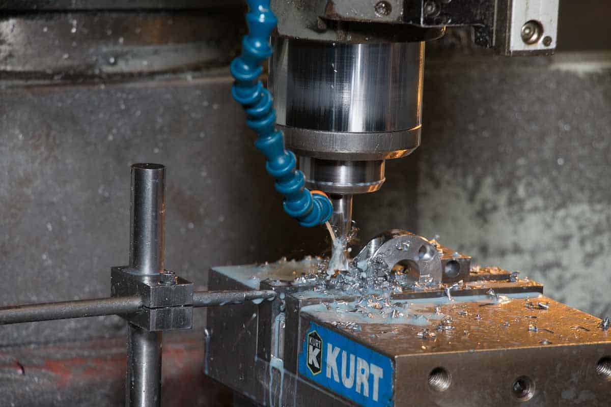 Titletown Manufacturing is a Leader in Machining Small Metal Parts