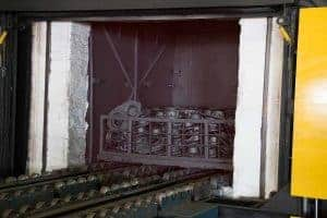 Metals Engineering - heat treating steel