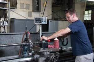 Titletown Manufacturing Focuses on Metal Parts Machining Excellence
