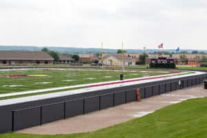 athletic field renovations in Wisconsin