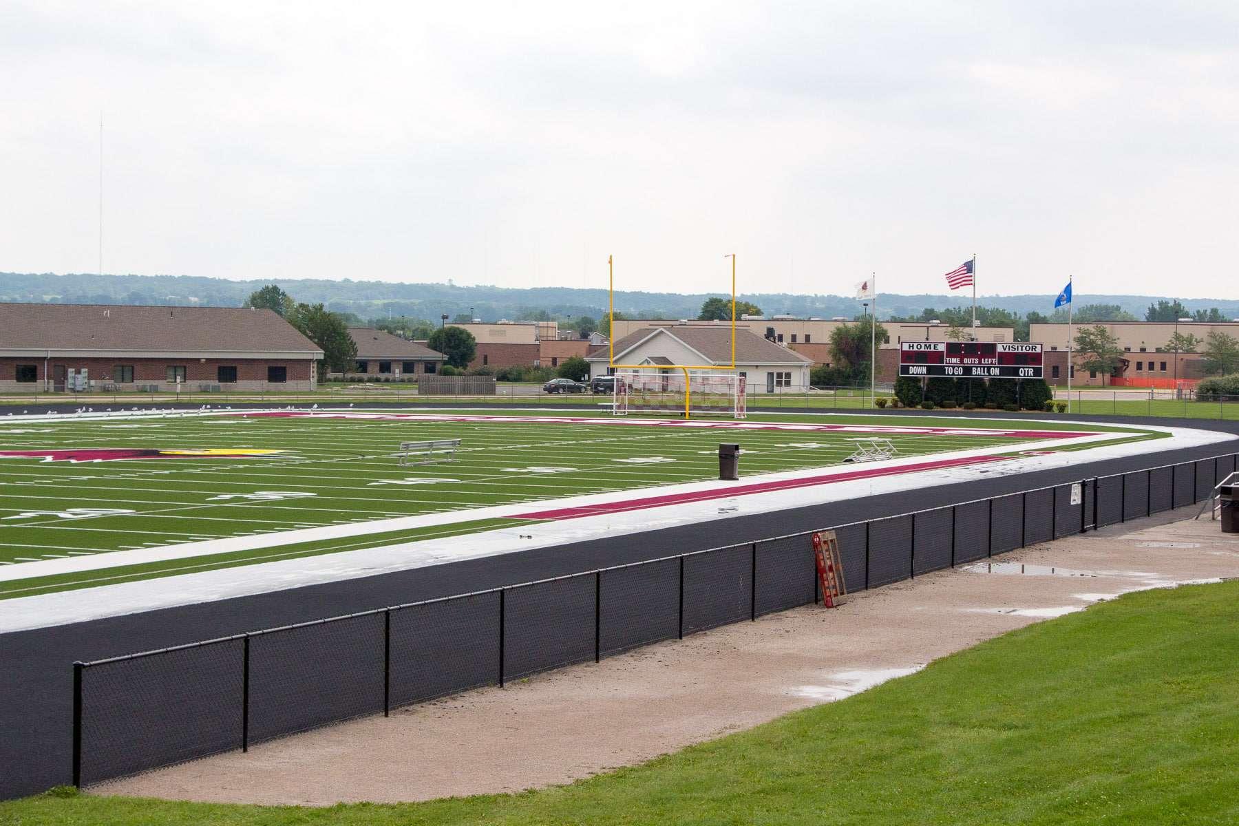 IEI  is a Leader in Athletic Field Renovations in Wisconsin