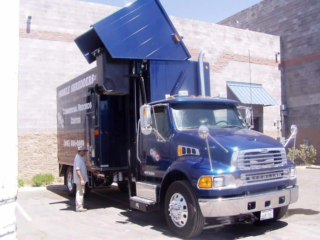 Commercial Records Center Offers Document Destruction in El Paso