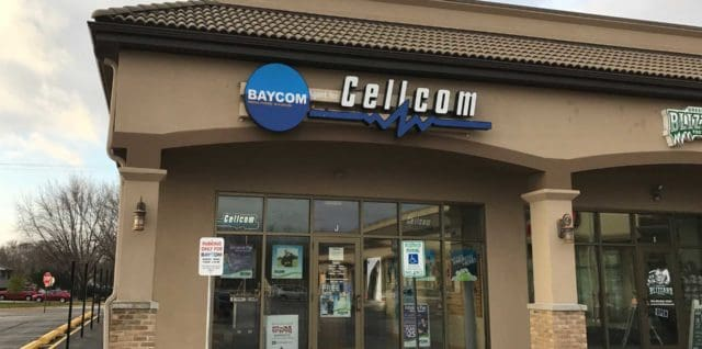 Baycom Cellular is one of the premiere cellcom stores