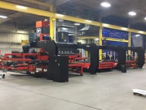 Robinson Metal laser cutting in Wisconsin
