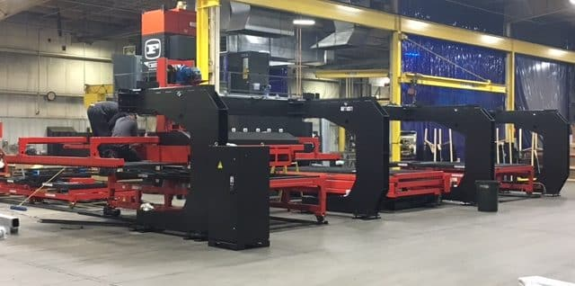 Robinson Metal laser cutting in Wisconsin