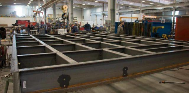 Badger Sheet Metal Works metal fabrication green bay wi