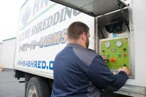 Organizations Use ARMS for Shredding Services in Green Bay, Wisconsin