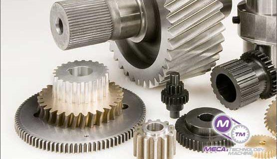 MECA machine parts