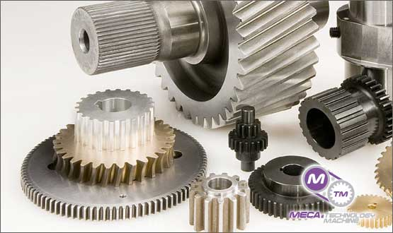 MECA Works to Build Precision Machine Parts in Collaboration with Customers