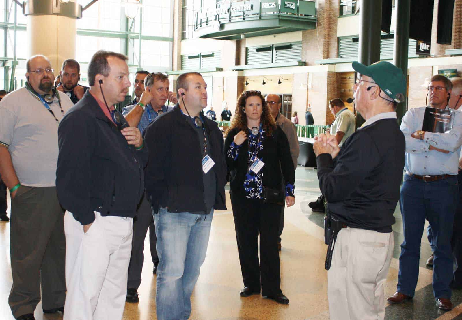 TourGuide Solutions Provides Tour Guide System Rental