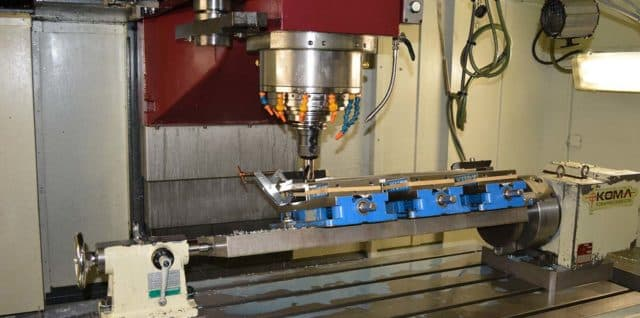 CNC machining in Wisconsin - Robinson Metal