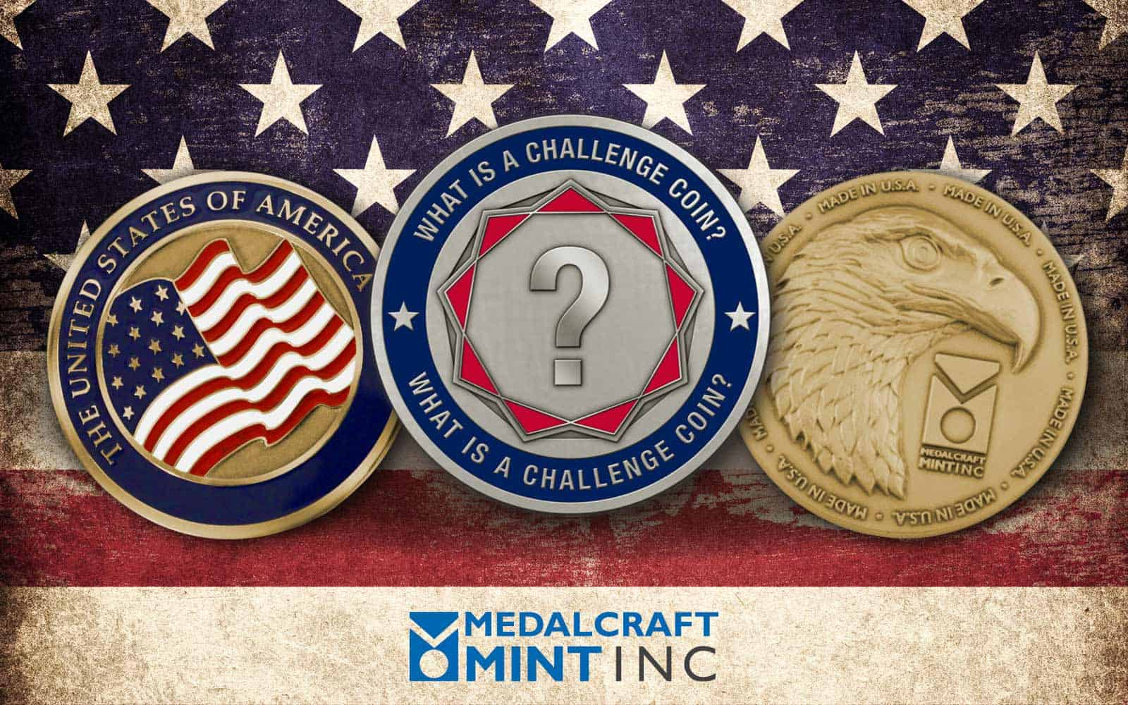 What is a Challenge Coin? It's Elementary for Medalcraft Mint