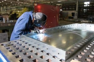 Badger Sheet Metal Works - steel fabrication shop