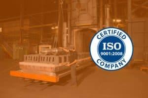 Metals Engineering ISO 9001