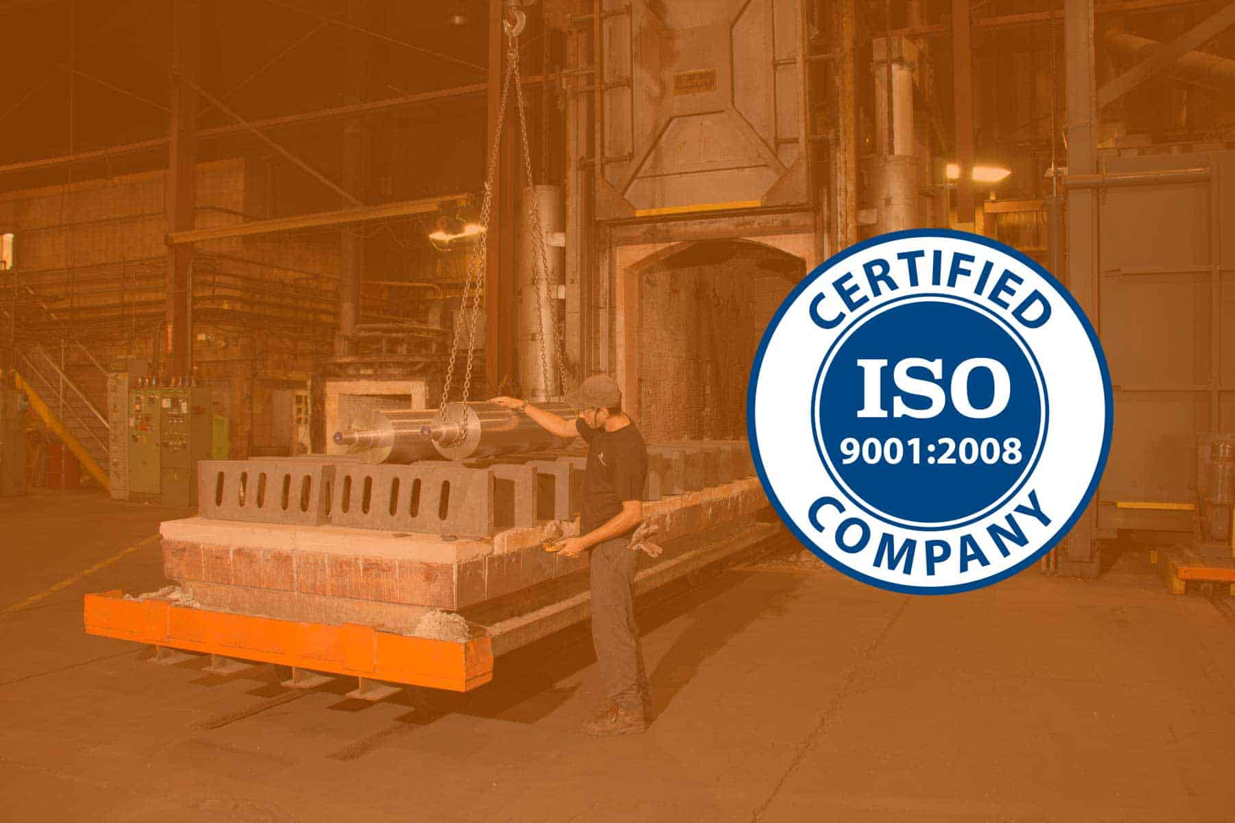 ISO 9001 Confirms Metals Engineering's Quality Focus