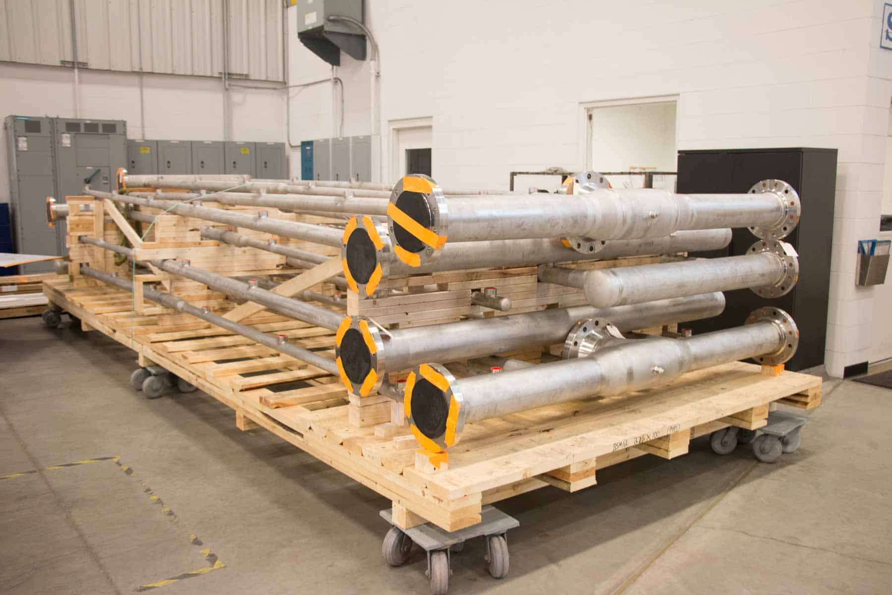 Badger Sheet Metal Works Provides Process Piping Fabrication