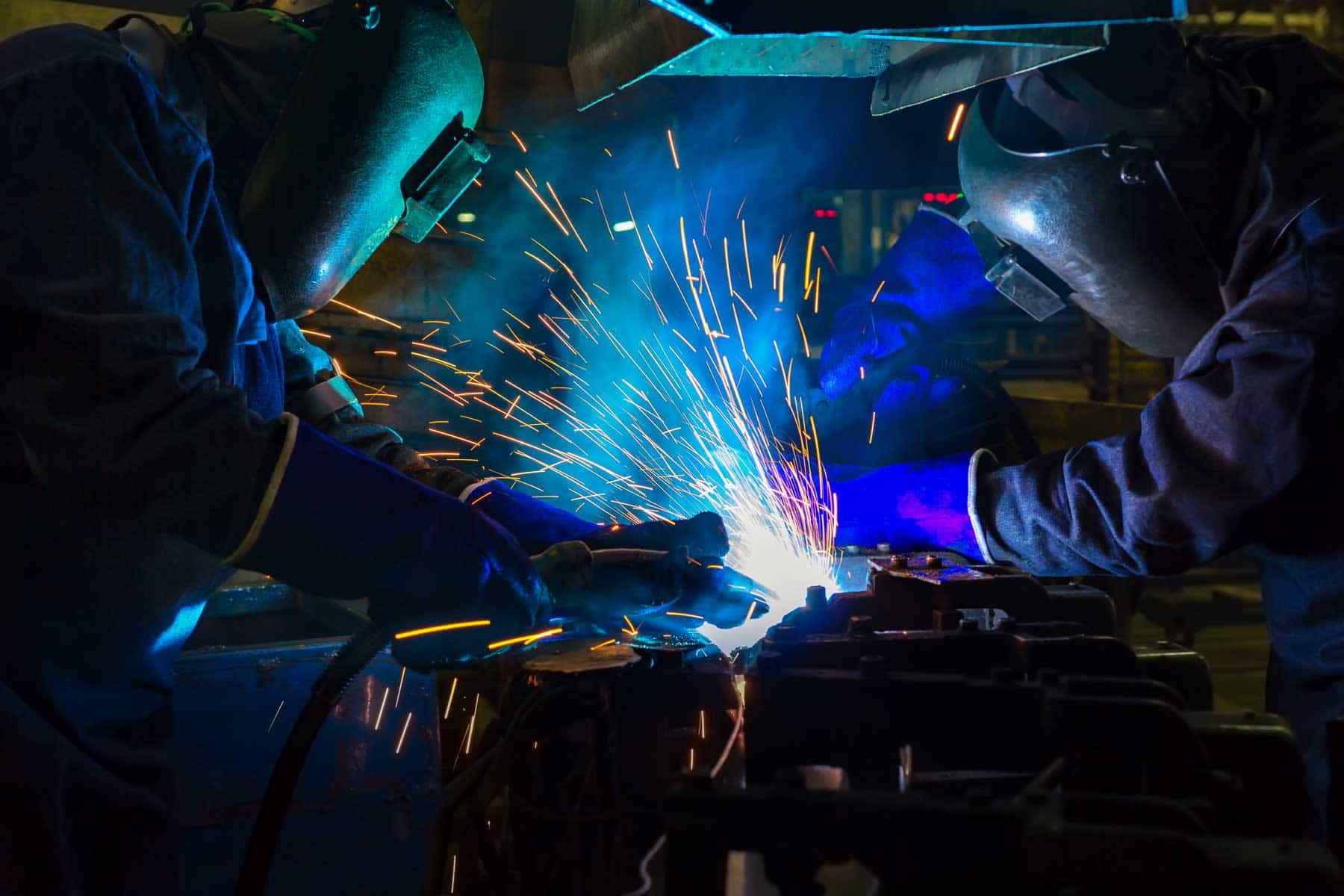 Steel Fabrication Capabilities Define Titletown Manufacturing