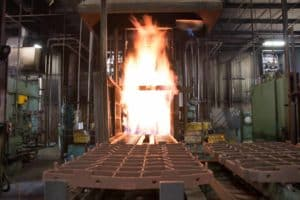 Annealing Metal Parts Improves Machinability