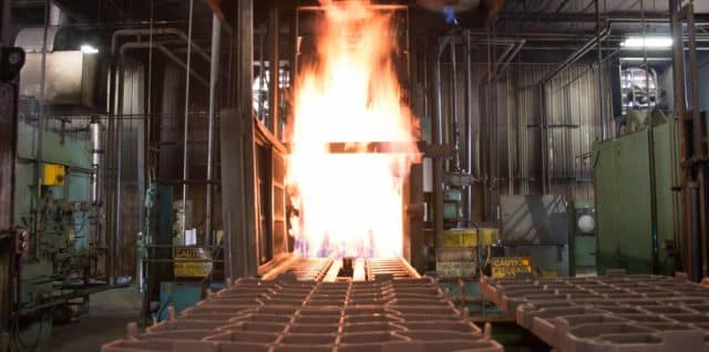 Metals Engineering annealing metal parts