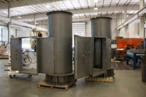 Badger Sheet Metal Works air filtration fabricator