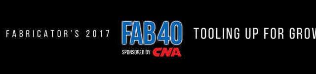 Robinson Metal Fab 40 winner