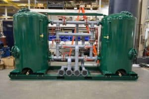 Modular Skid Fabrication Leads to Fast Installation
