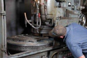 Metal Surface Grinding Capabilities Separate Titletown Manufacturing