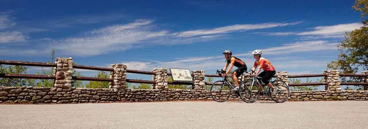 Kick off Summer With Biking in Door County