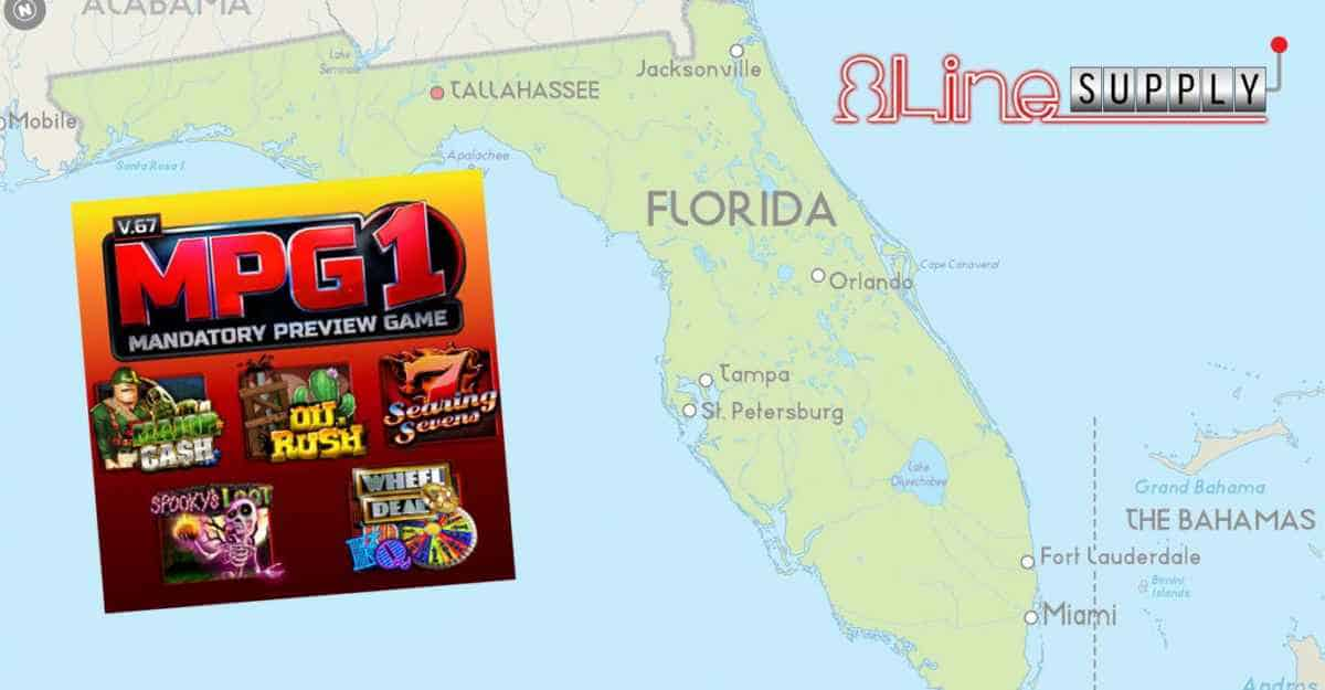 8 Liner Games Evolve to Meet Florida Compliant Gaming Laws