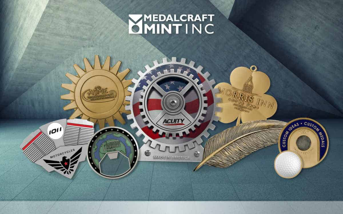 High-Quality Custom Medals Require Expert Craftsmanship