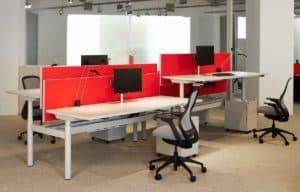 Furniture Focused on Employee Health