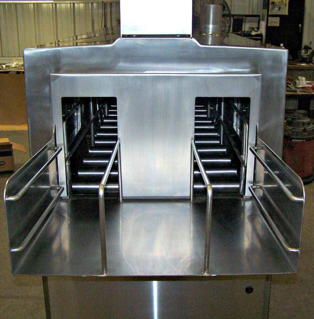 Stainless Steel Safandarley Metalworking Mexico: Stainless Steel Fits The Bill For Food Grade Metal Fabrication