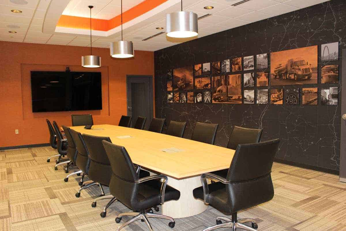 Schneider Looks to IEI for Corporate Building Remodeling in Green Bay