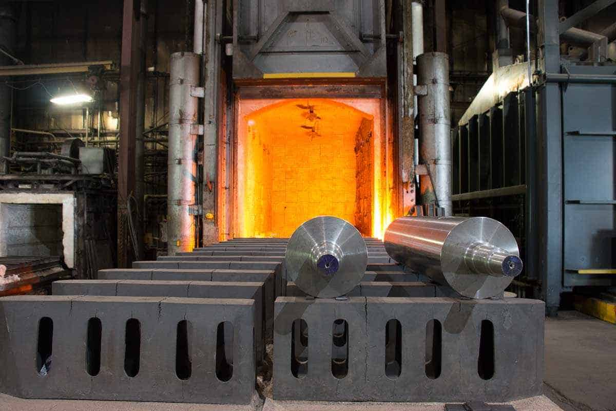 Process Control for Heat Treating Metals