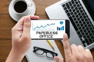 ARMS paperless office