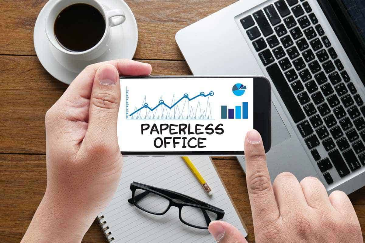 Plan Before Transitioning to Paperless Office