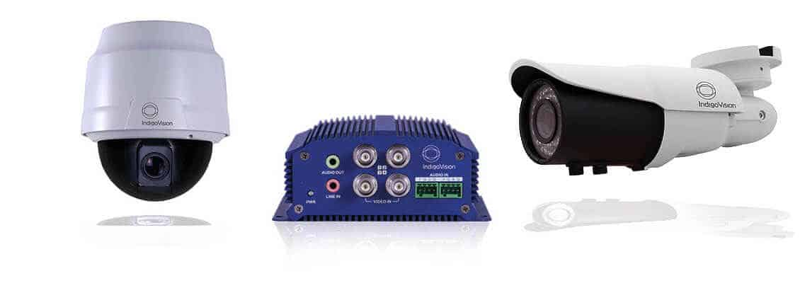 Premium IP Video Surveillance Offers Serious Security