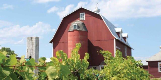 Ephraim Shores Door County winery tours