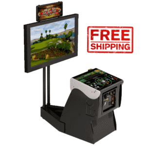 8 Line Supply Golden Tee Home Edition