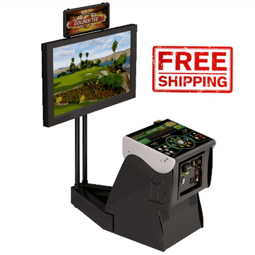 Golden Tee Home Edition 2017 Offers Valuable Buyer Protection Plan