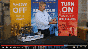 TourGuide Solutions Releases Videos on How to Use Tour Headsets