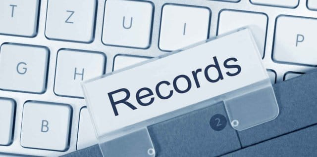 Commercial Records records management